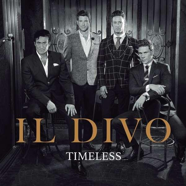Timeless - Il Divo - Musik - DECCA - 0602567680390 - August 9, 2018