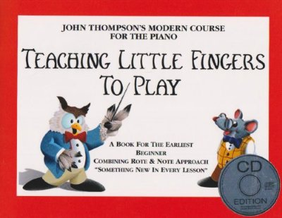 Teaching Little Fingers to Play + CD -  - Andet - Omnibus Press - 9781847726391 - 2/6-2008