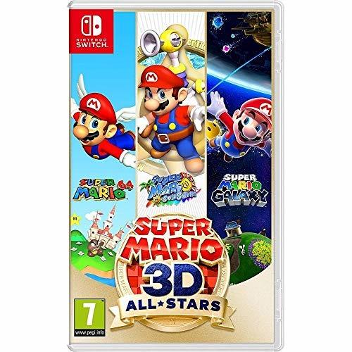 Super Mario 3D AllStars Switch - Switch - Spil -  - 0045496426392 - 18/9-2020