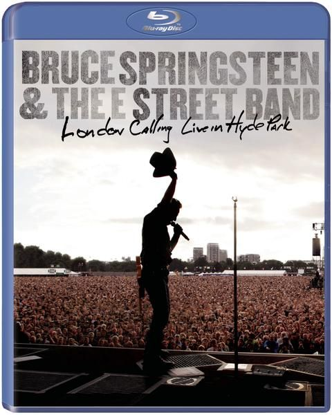 London Calling: Live in Hyde Park - Bruce Springsteen & the E Street Band - Film - SONY MUSIC - 0886977240393 - 5/3-2021