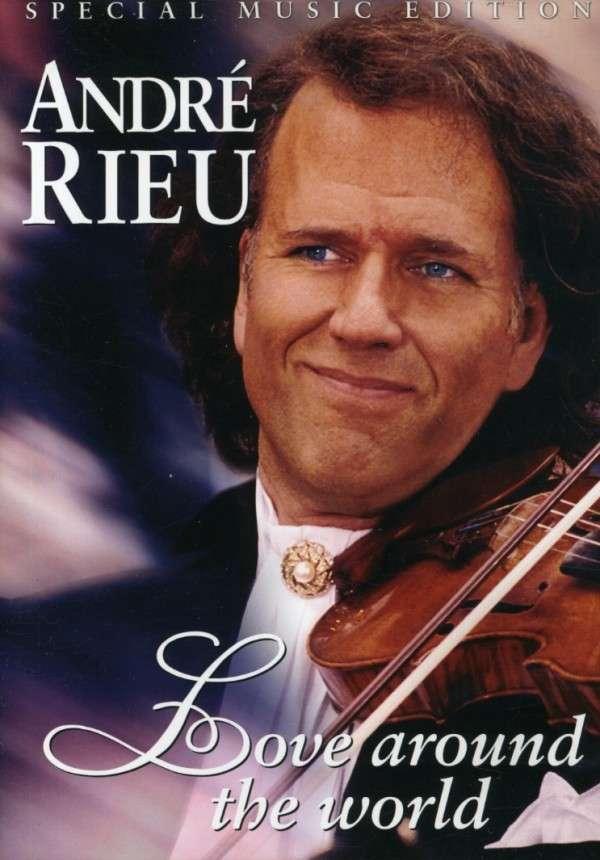 Love Around the World - Andre Rieu - Film - POLYGRAM - 0044006532394 - December 5, 2002
