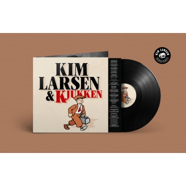 Kim Larsen & Kjukken - Kim Larsen - Musik - PLG Denmark - 5054197016394 - January 25, 2019