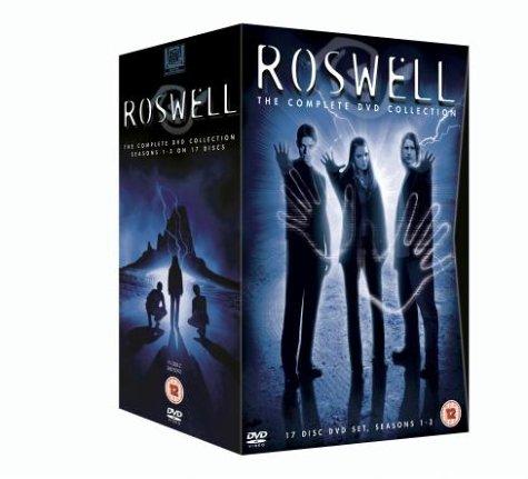 Roswell Seasons 1 - 3 Box Set - TV Series - Film - 20TH CENTURY FOX - 5039036018395 - 31/10-2005