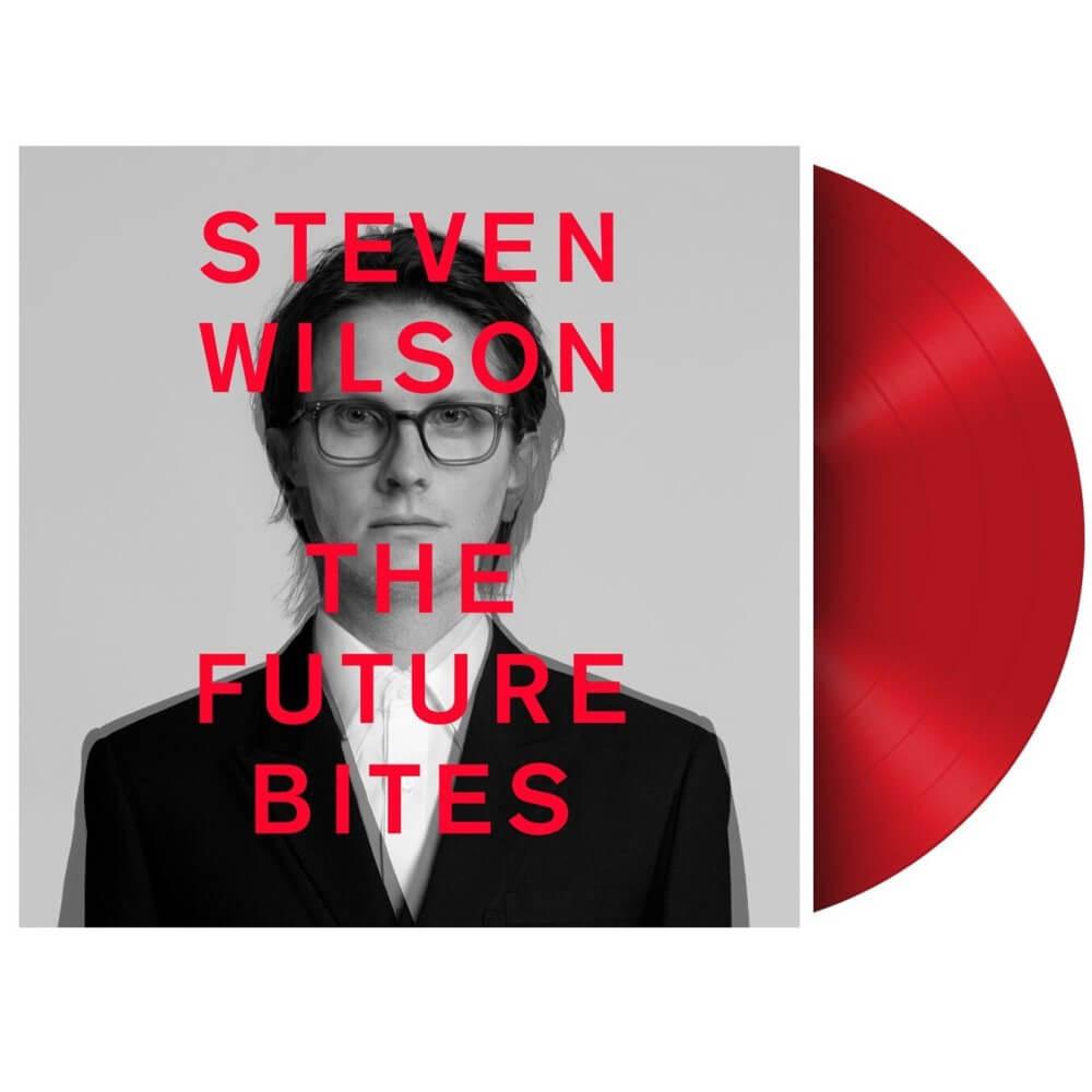 The Future Bites (Red Vinyl) - Steven Wilson - Musik - CAROLINE - 0602508804397 - 29/1-2021