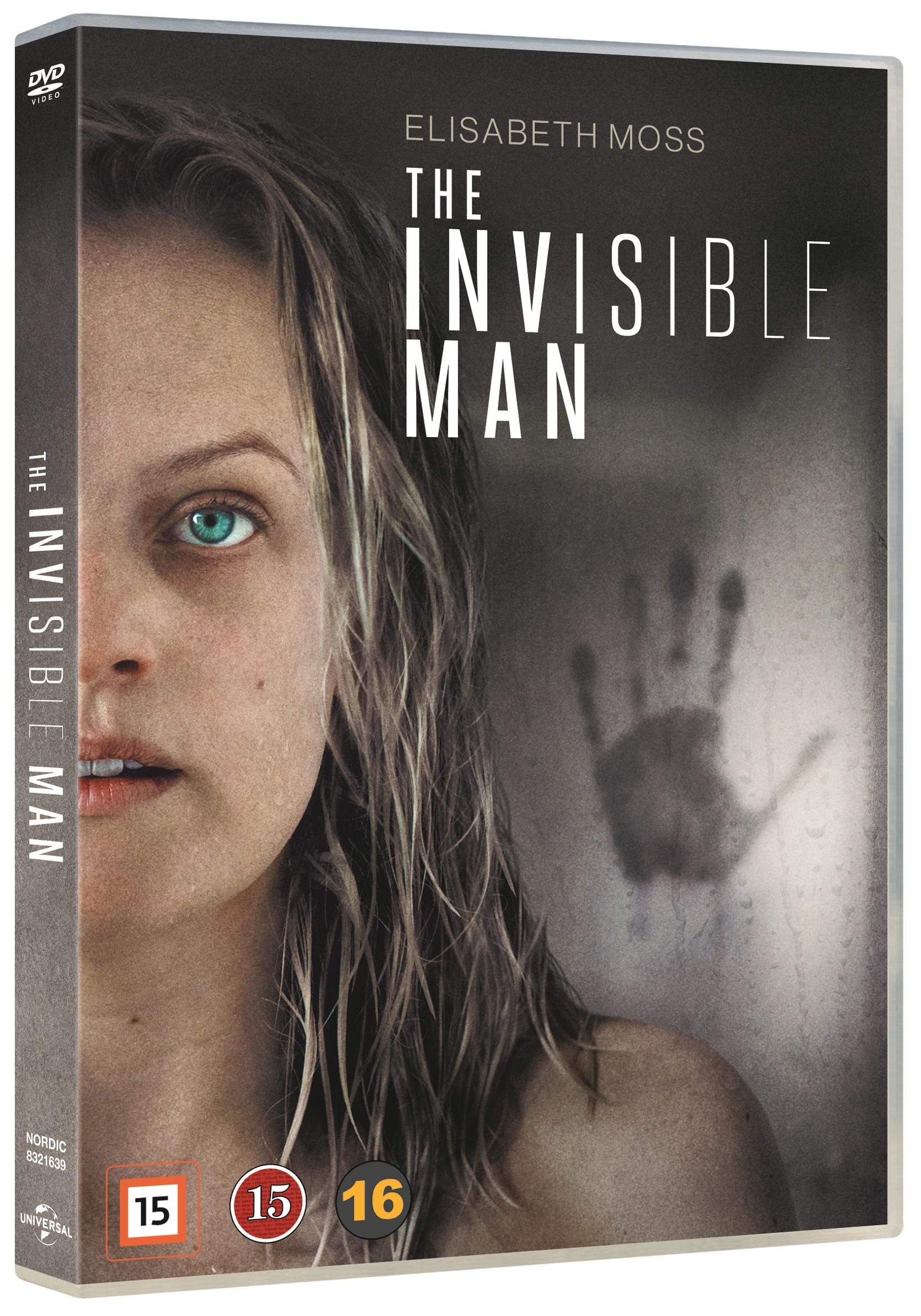 The Invisible Man (2020) -  - Film -  - 5053083216399 - 20. juli 2020
