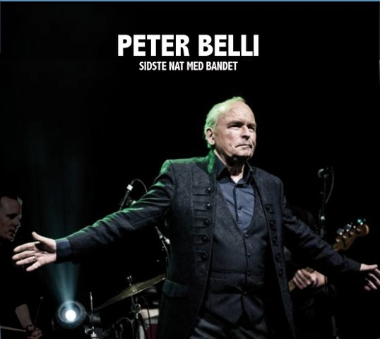Den Sidste Nat Med Bandet - Peter Belli - Musik -  - 5706876682399 - 26/1-2018