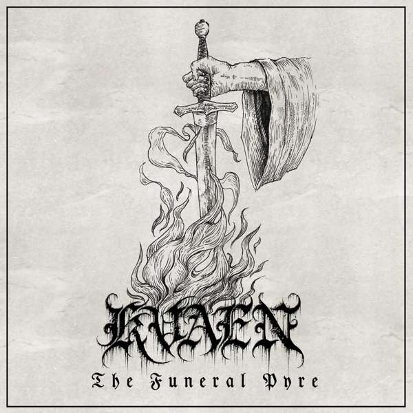 Funeral Pyre - Kvaen - Musik - SOUND POLLUTION - 0752505247403 - April 24, 2020