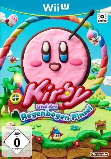 Kirby u.d.Regenb.-Pinsel,Wii U.2325040 -  - Bøger -  - 0045496334406 -