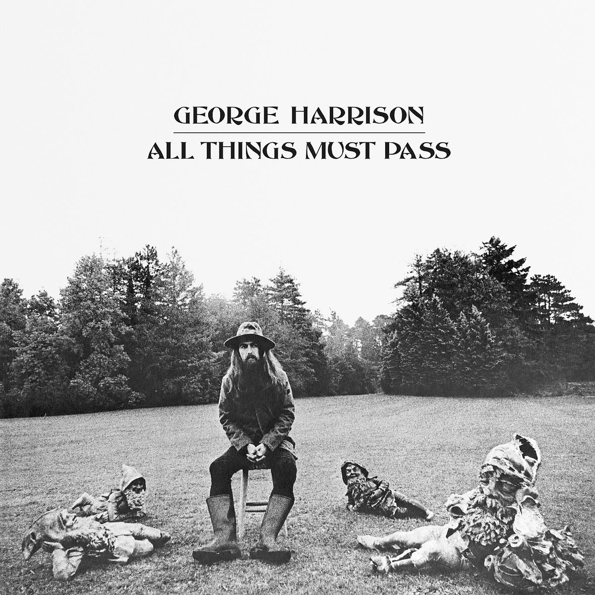 All Things Must Pass - George Harrison - Musik - POP - 0602557090406 - 24/2-2017