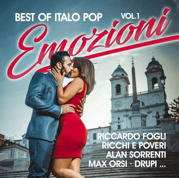 Various - Emozioni - Best of Italo Pop 1 - Musik - ZYX - 0090204522408 - October 13, 2017