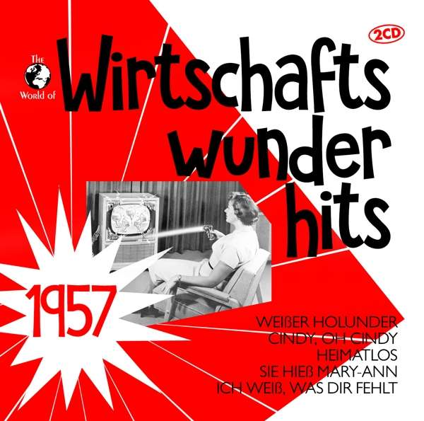 Various - Wirtschaftswunderhits 1957 - Musik - Music & Melody - 0090204527410 - 15/11-2018