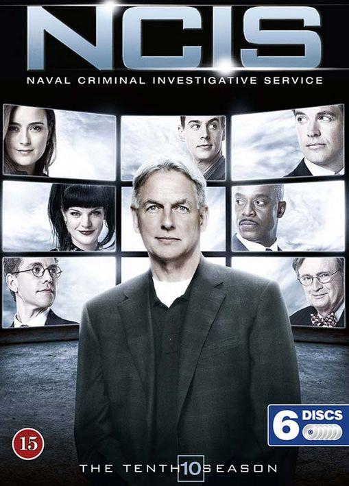 NCIS - Sæson 10 - Series - Film -  - 7332431040410 - 19. september 2013
