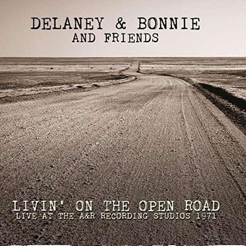 Livin' on the Open Road - Delaney & Bonnie - Musik - AIR CUTS - 5292317806412 - 21. juli 2017