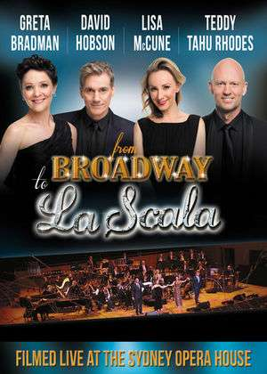 From Broadway to La Scala - V/A - Film - UNIVERSAL - 0044007629413 - 22/4-2016