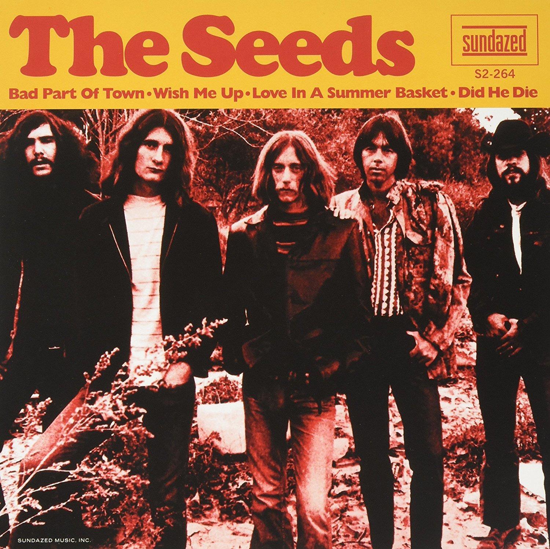 Bad Part of Town - Seeds - Musik - SUNDAZED MUSIC INC. - 0090771726414 - 20/4-2013