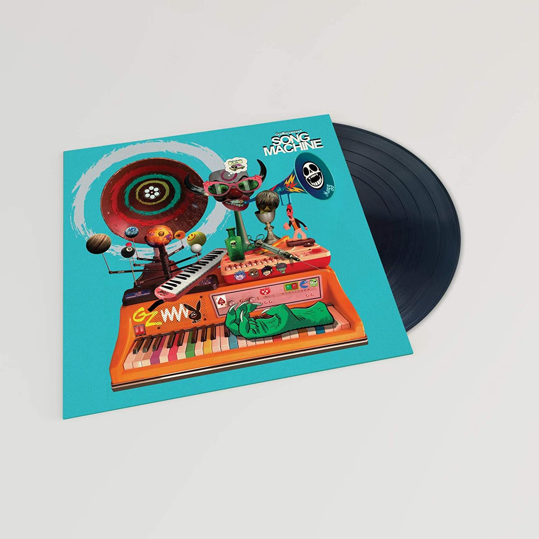 Song Machine, Season One: Strange Timez - Gorillaz - Musik - PLG - 0190295209414 - 23/10-2020