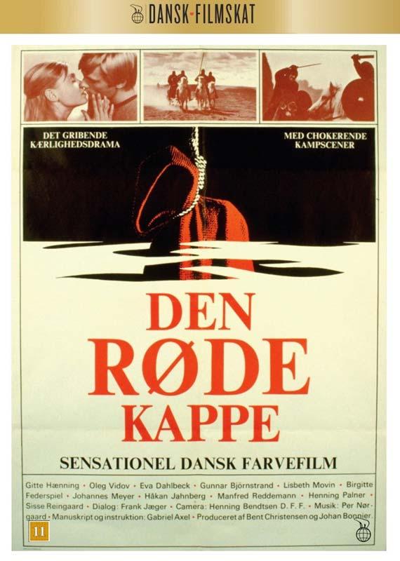 Den Røde Kappe -  - Film - Nordisk Film - 5708758725415 - November 5, 2020