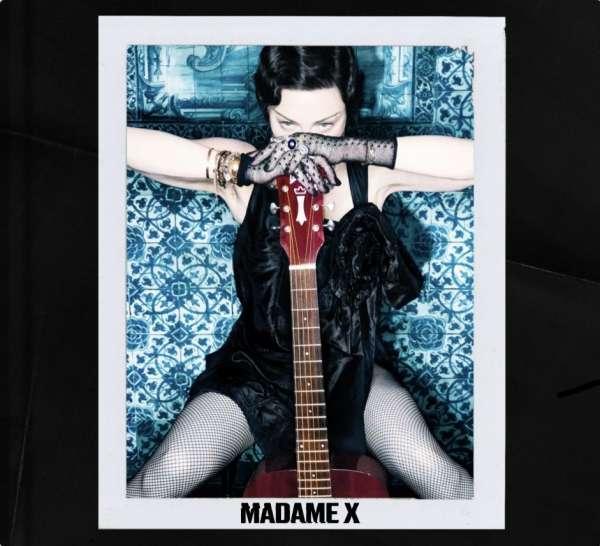 Madame X - Madonna - Musik - UNIVERSAL - 0602577620416 - 14/6-2019