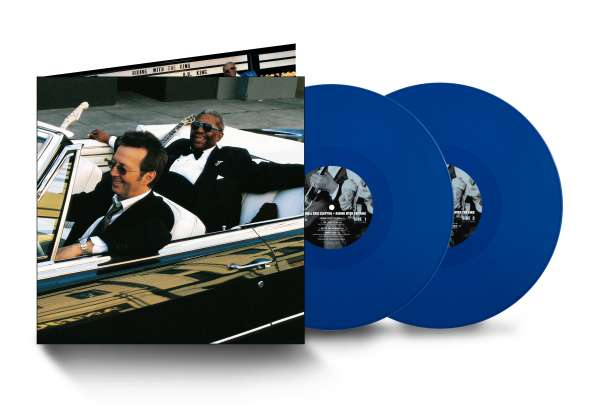Riding with the King (Blue Vinyl) - Eric Clapton & B.B. King - Musik - REPRISE - 0093624893417 - June 26, 2020