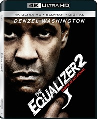 Equalizer 2, the - Uhd - Film - ACTION - 0043396549418 -