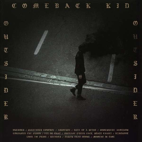 Outsider - Comeback Kid - Musik - ADA UK - 0727361412418 - 2021