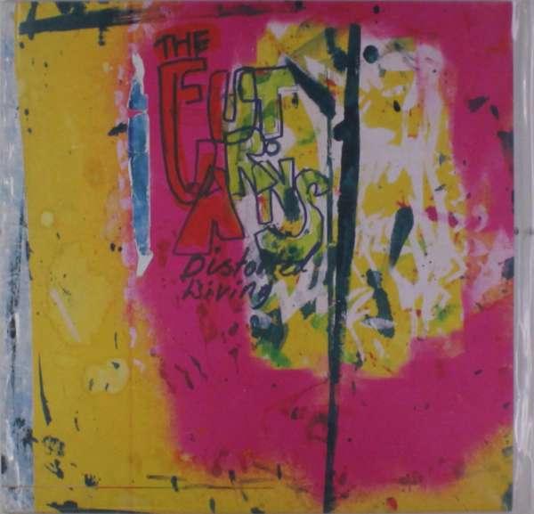 Distorted Living - Futurians - Musik - FEEDING TUBE - 0752830271418 - January 12, 2018