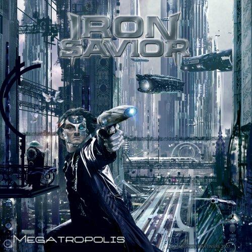 Megatropolis - Iron Savior - Musik - DOCKYARD 1 - 4260085620418 - January 18, 2010