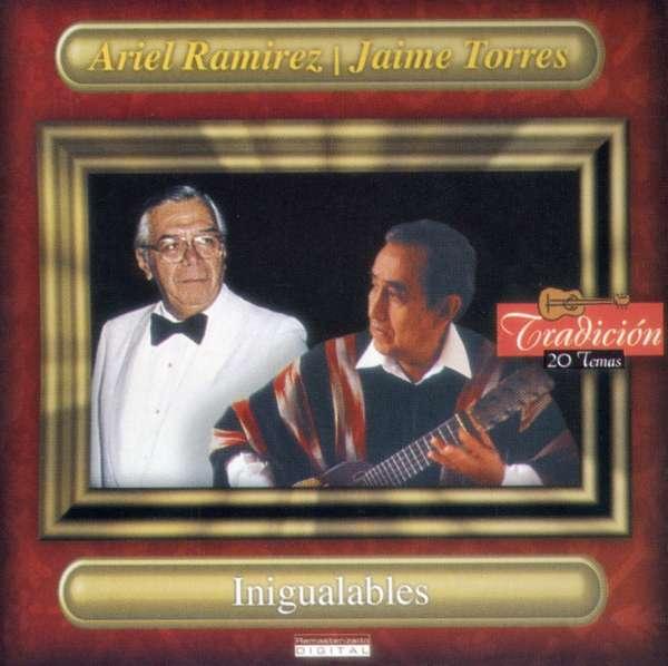 Inigualables - Ramirez,ariel / Torres,jaime - Musik -  - 0044001647420 - 8/11-2019
