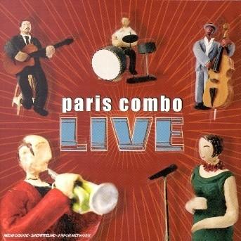 Live - Paris Combo - Musik - FAB DISTRIBUTION - 0044006530420 - 22/6-2010