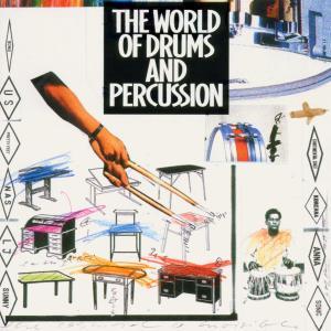 World of Drums &...vol.1 - V/A - Musik - CMP - 0044351500420 - 11/9-2012