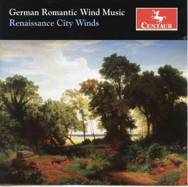 German Romantic Wind Music - Schmid / Goepfart / Reuss / Renaissance City Winds - Musik -  - 0044747259420 - 28/2-2006