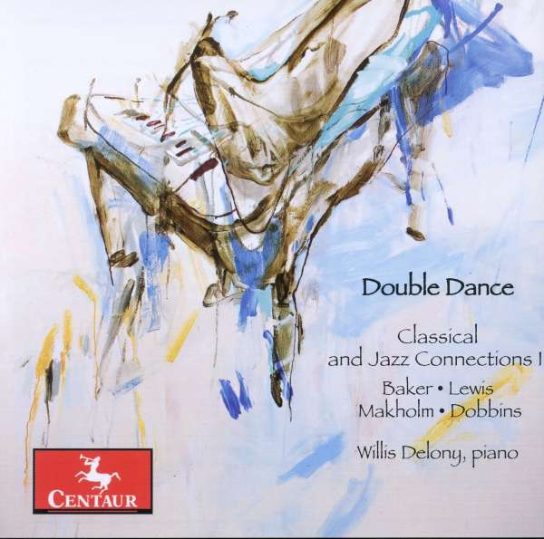Double Dance: Classical & Jazz Connections II - Dobbins,bill / Baker / Makholm / Lewis / Delony - Musik - Centaur - 0044747291420 - 29/4-2008