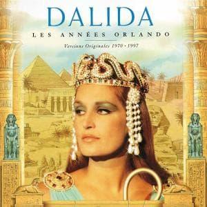 Les Annees Orlando - Dalida - Musik - UNIVERSAL FRANCE - 0731453726420 - 28/12-1999