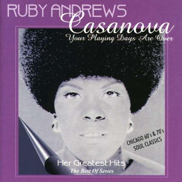 Casanova - Ruby Andrews - Musik - AIM - 0752211202420 - March 28, 2008