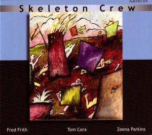 Learn To Talk / Country Of Blinds - Skeleton Crew - Musik - RER - 0752725901420 - November 28, 2005