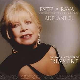 Adelante - Estela Raval - Musik -  - 0888751049420 - 5/6-2020