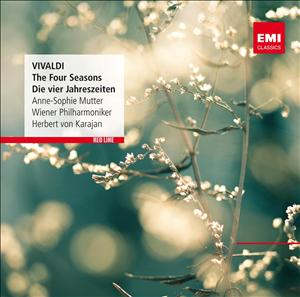 Four Seasons - A. Vivaldi - Musik - REDLINE - 5099960231420 - 19. april 2012