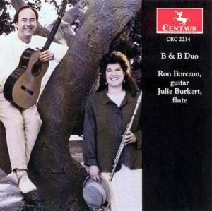 B&b Duo - B&b Duo - Musik - CENTAUR - 0044747223421 - 1996