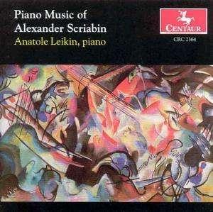 Etude Op. 2 1: Andante - Scriabin / Leikin - Musik -  - 0044747236421 - 1/4-1998