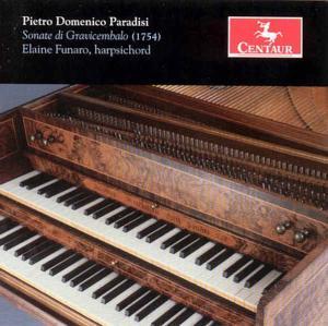 Sonate Di Gravicembalo (1754) - Elaine Funaro - Musik - CENTAUR - 0044747281421 - March 6, 2007