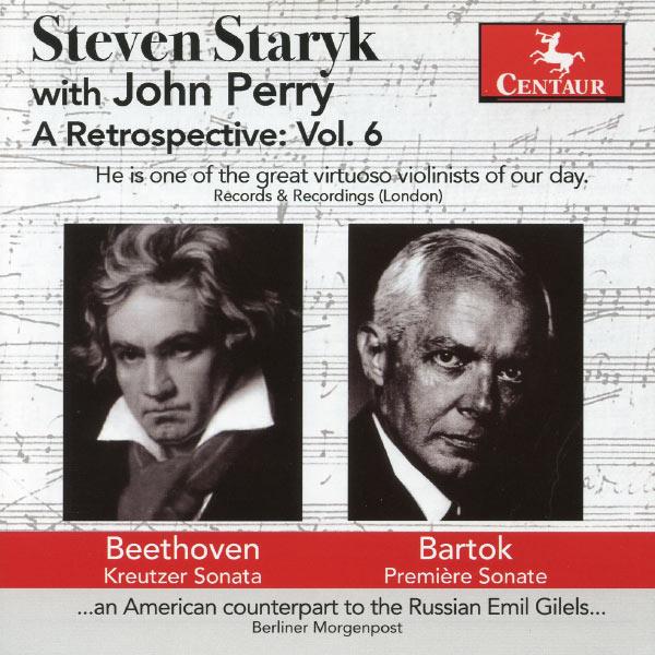 A Restrospective Vol.6 - Staryk / Perry - Musik - CENTAUR - 0044747322421 - April 30, 2013