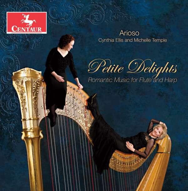 Petite Delights - Arioso - Musik - CENTAUR - 0044747348421 - September 28, 2016