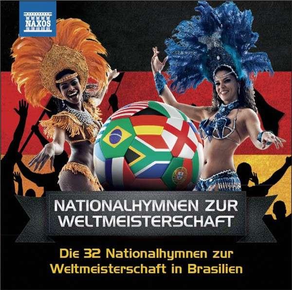 Nationalhymnen zur Weltmeisterschaft - Breiner,Peter / Slovak Radio SO - Musik - Naxos - 0730099201421 - June 2, 2014