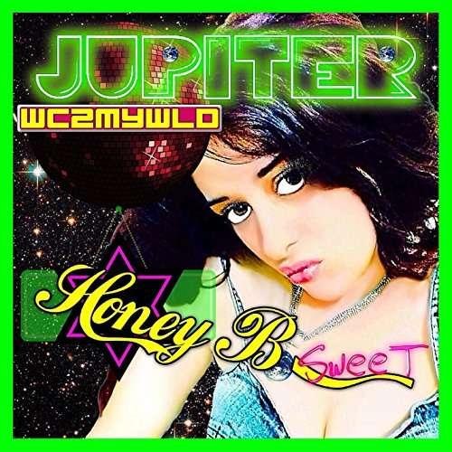 Jupiter: Wc2mywld - Honey-b-sweet - Musik - Nbc Top-40 - 0753182814421 - April 7, 2016