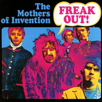 Freak Out - Frank Zappa & the Mothers of Invention - Musik - UMC - 0824302383421 - 30/7-2012