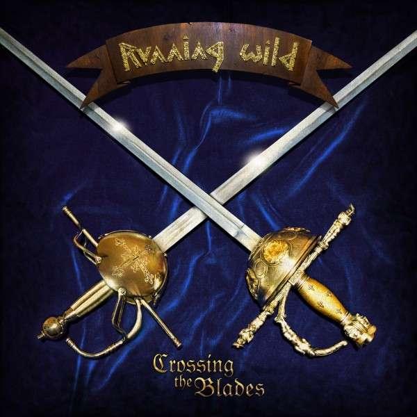 Crossing the Blades - Running Wild - Musik - SPV - 0886922413421 - 6/12-2019