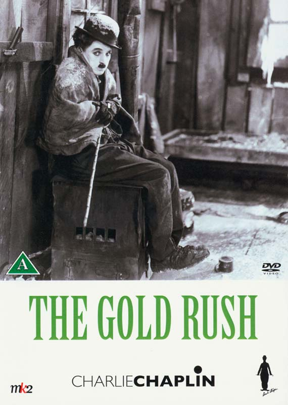 Charlie Chaplin - Gold Rush - Chaplin Charlie - Film - Soul Media - 5709165132421 - 1970