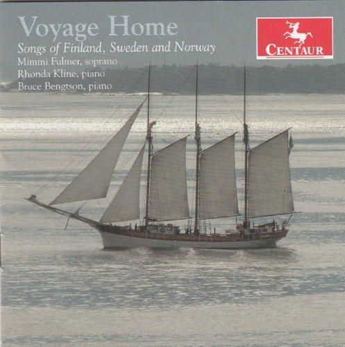 Voyage Home - Fulmer / Kline / Bengston - Musik - CENTAUR - 0044747325422 - April 30, 2013