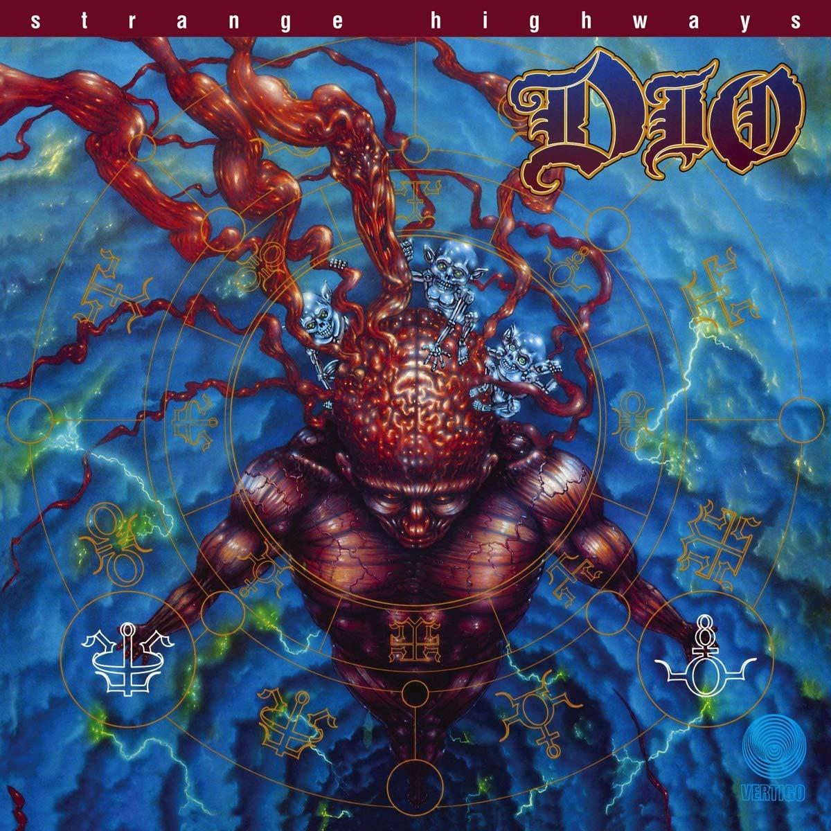 Strange Highways - Dio - Musik - UMC/MERCURY - 0602507369422 - 22/1-2021