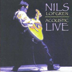 Acoustic Live - Nils Lofgren - Musik - VISION - 0820761101422 - June 30, 1990